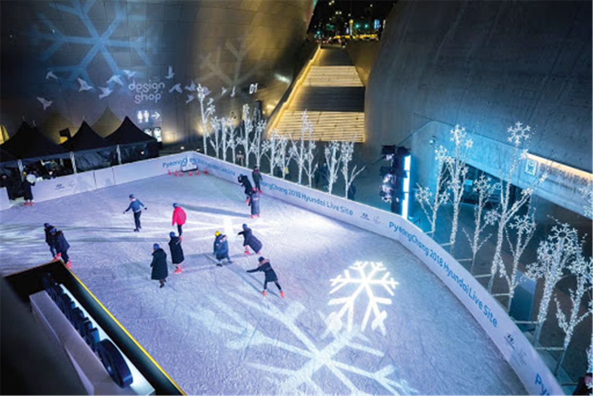 Ice And Snow Sports Tourism Architecture And Landscape
