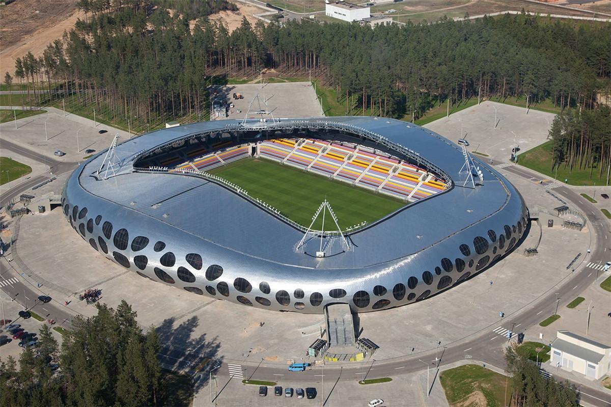 Stadium Buildings Around The World