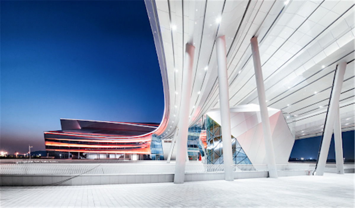 Sports Architecture Today And Tomorrow