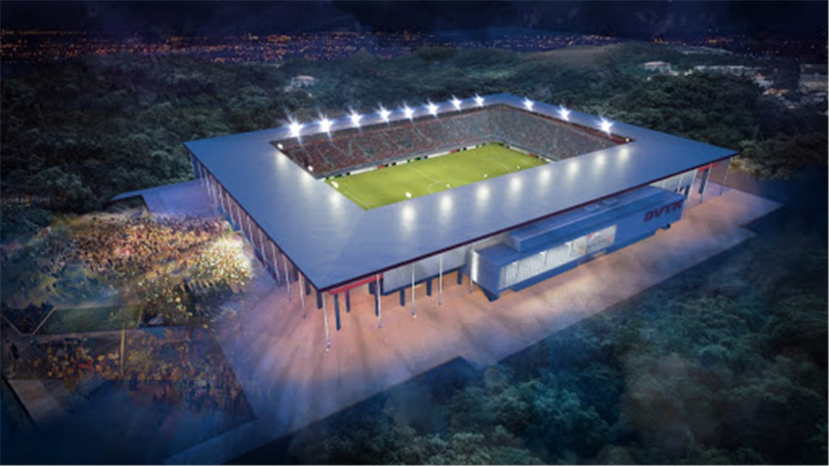 BIM Applied To Sports Architecture Design Research