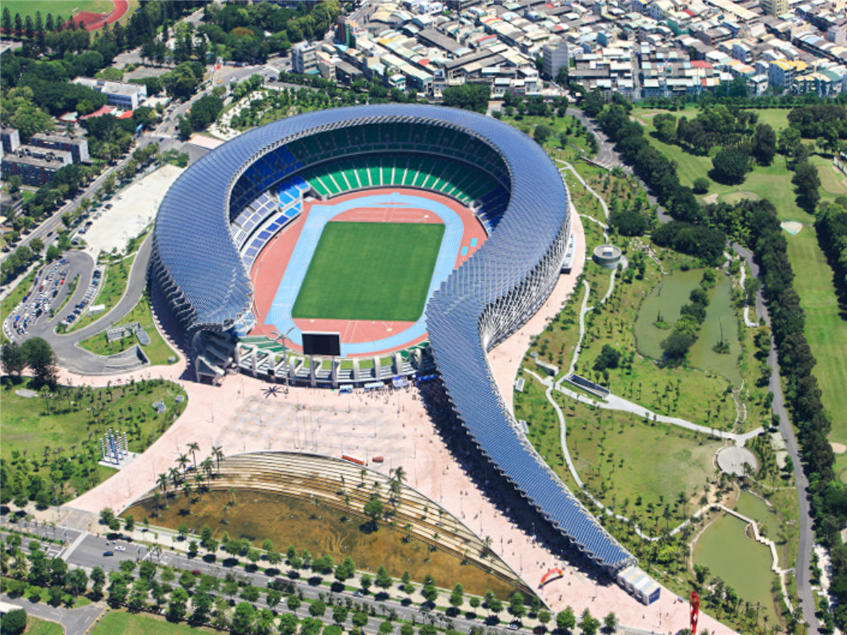 The 10 Sports Stadiums Built Worldwide In Recent Years