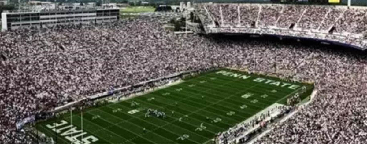 Top 10 Stadiums In The World In Order Of Magnitude