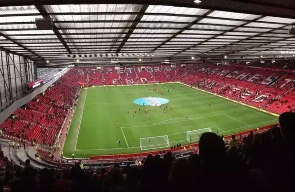 Visiting The World's Leading Stadiums -Old Trafford