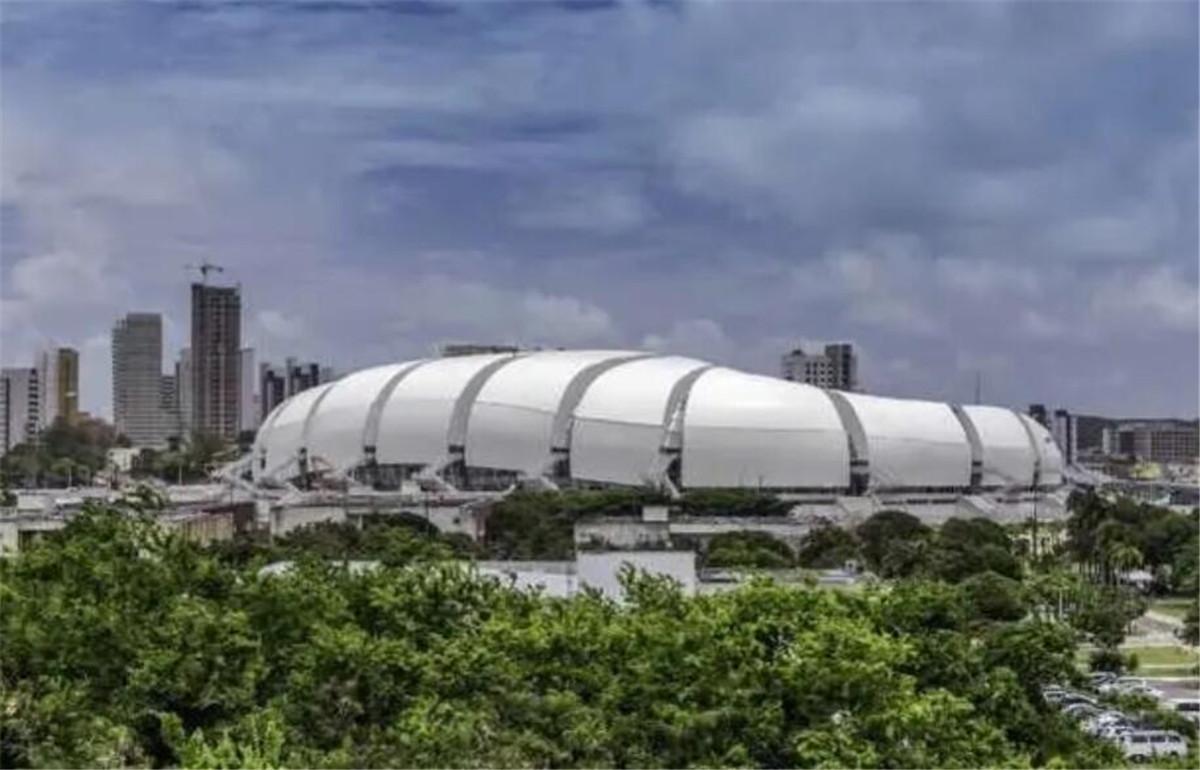 World Famous Stadium, Refurbished While Hosting Events