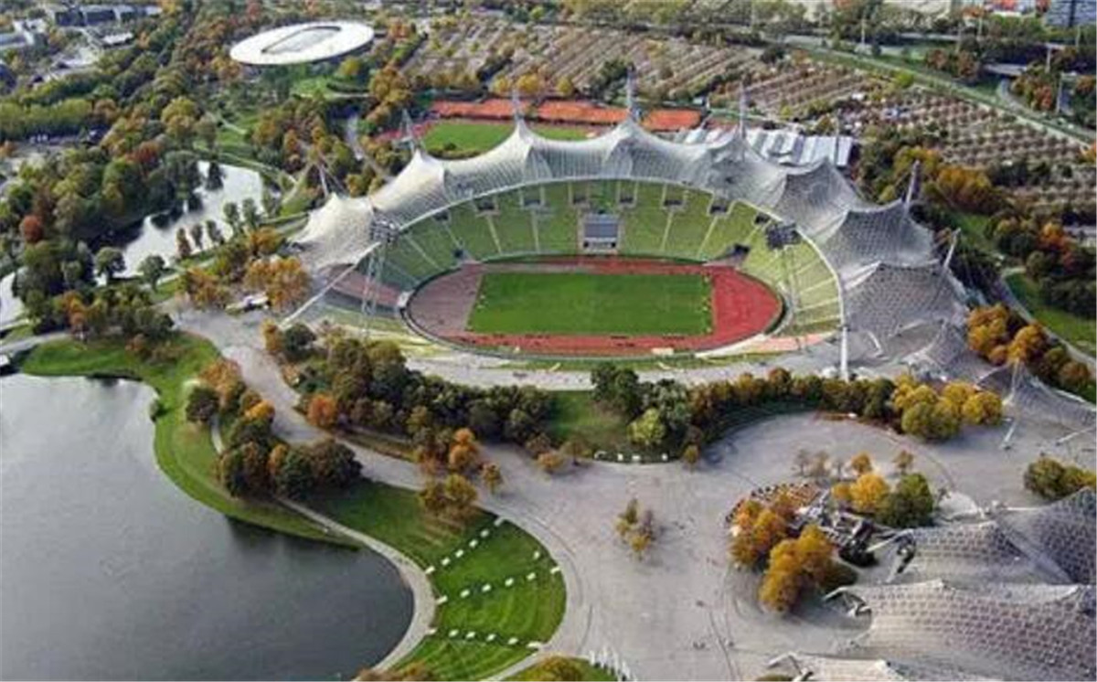 World Famous Stadiums
