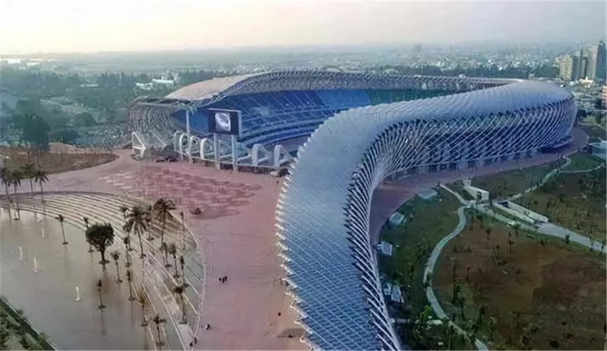 The World's Top 8 Famous Photovoltaic Stadiums