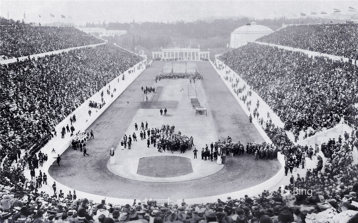 Those Years We Missed The Olympic Venues